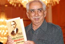 Jaswant launches book in Mumbai
