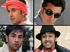 Ranbir's 8 new avatars!