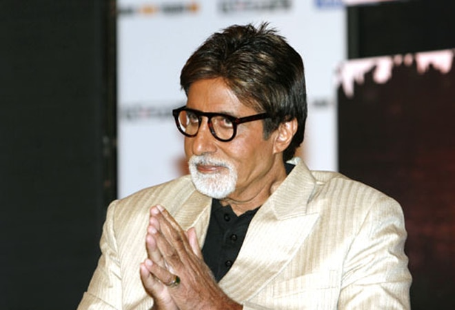 Amitabh Bachchan's life in pics