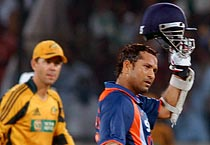 Sachin Tendulkar at his best!