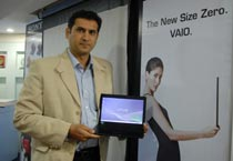 Launch of Sony VAIO X
