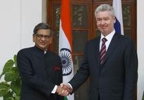 Russian deputy PM arrives in Delhi
