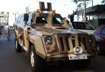 Marksman to combat terrorism