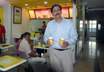 Booster Juice opens in Chennai