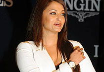 Time check for Aishwarya