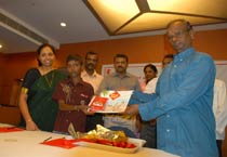 Launch of 'Disaster and I'