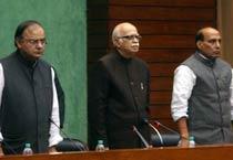 BJP parliamentary board meets over Babri