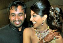 Shilpa Shetty ties the knot!