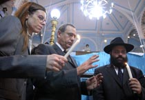 Jews hold prayer meet for 26/11 victims