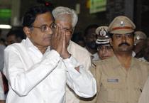 Chidambaram visits CST