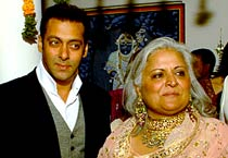 Salman at a royal wedding