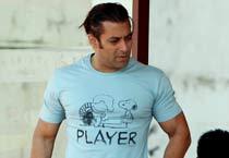 Salman and Myjaan at Barista