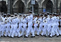 Indian Navy prepares for Navy Day