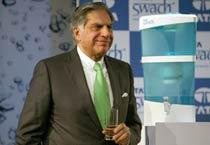 Ratan Tata unveils Swach
