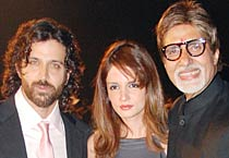 B-town comes together for Big B