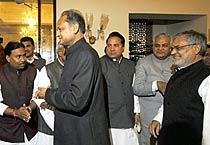 Ashok Gehlot expands ministry