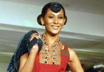 Ishita Singh charms CIFW audiences