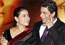 SRK, Kajol are back!