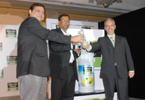 Launch of Minute Maid Nimbu Fresh