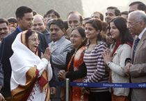 Prez hosts At Home on R-Day