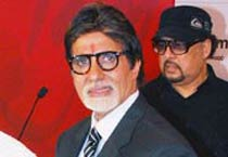 Big B launches <em>Phir Mile Sur...</em>