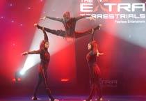 The 'Extra Terrestrials' show!