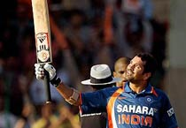 Sachin all the way!