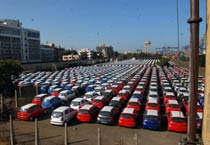 Hyundai exports over million cars