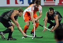 The Netherlands beat NZ 3-1