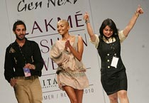 GenNext desigers rock Day 2 of LFW