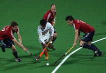 India's Cup hopes dashed