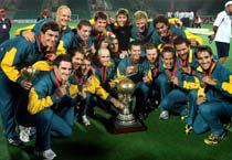 Australia win FIH World Cup