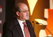 Salman Rushdie at Conclave 2010