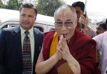 Dalai Lama visits Bhopal