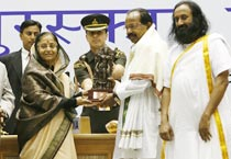 Moortidevi Award for Moily