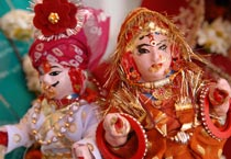Gangaur celebrated in Rajasthan