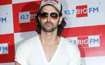 Hrithik on promotion spree