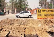Will these roads be ready for CWG?
