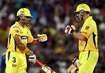 T20: Chennai beat Mumbai
