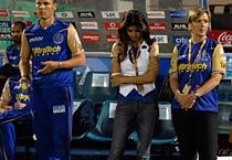 Shilpa's Rajasthan loses to Mumbai