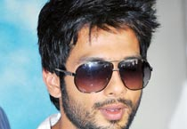 Revealed: Shahid's hot new look!