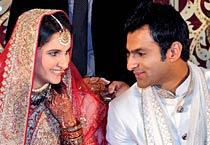 Sania-Shoaib's wedding album