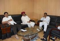 Gujjar reservation: Bainsla holds press meet