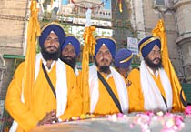300 years Fateh Divas Yatra of Sikhs