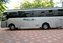 Parveen Travels launches 'Konferenz on Wheels'
