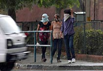 Rain brings relief in Jaipur