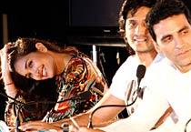 Akki, Deepika, Jiah promote <em>Housefull</em>