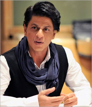 Things you didn't know about SRK!