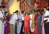 Sena celebrates Maharashtra Day