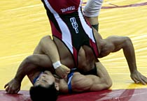 Sushil wins Asian gold